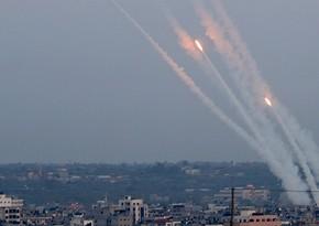 İsrail HƏMAS-ın Qəzzadakı mövqelərinə hava zərbələri endirdi