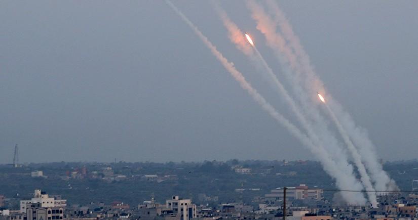 Израиль поразил объекты ХАМАС в ответ на запуск шаров со взрывчаткой