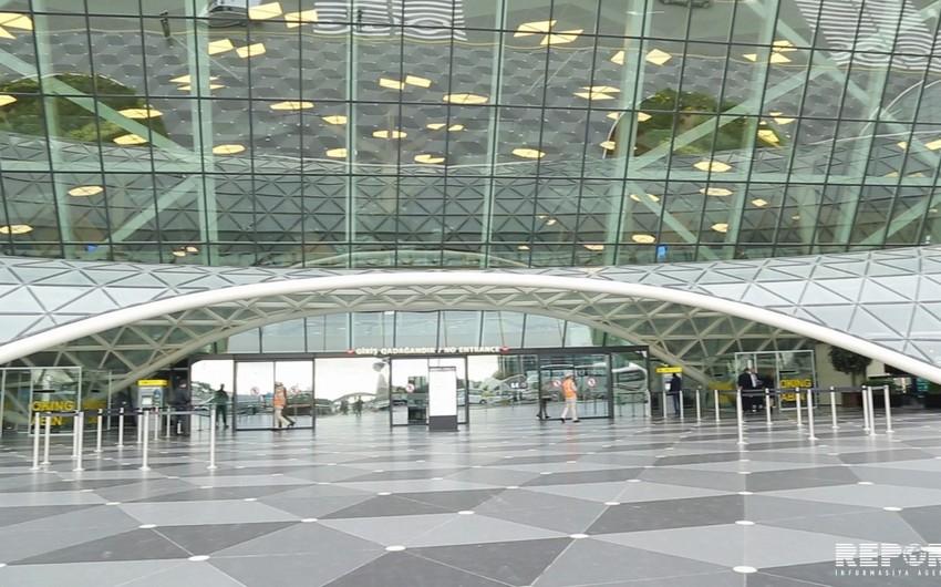 Названы даты очередных спецрейсов Баку-Киев