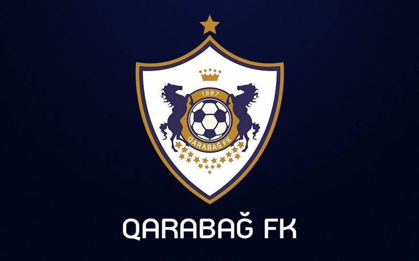 Клуб Карабах сменил лого