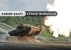 """""""Xəbər Saatı"""": Düşmən mühasirəyə alındı"""