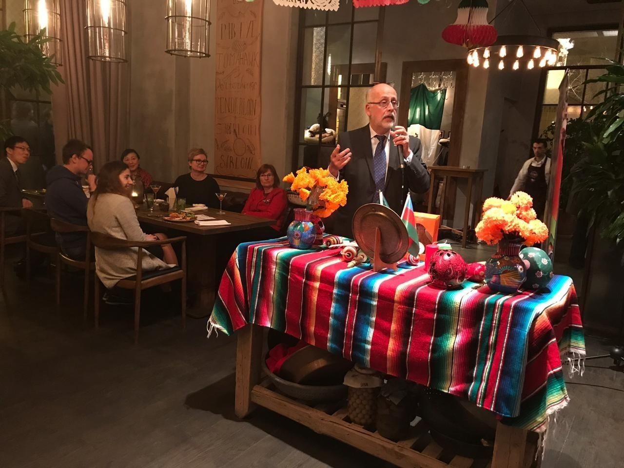 Baku hosts Mexican night event