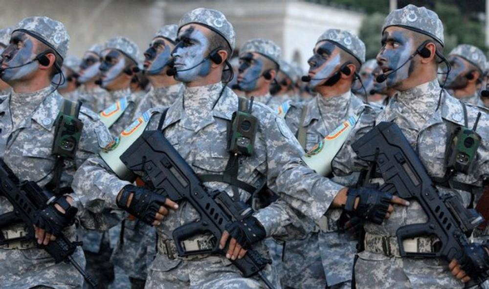 Azerbaijan took 9th place in list of most militarized countries in world