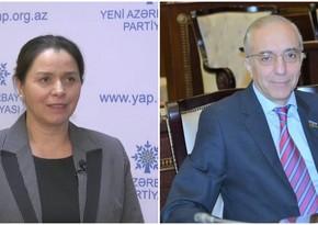 İki deputata YAP-da yeni vəzifə verildi