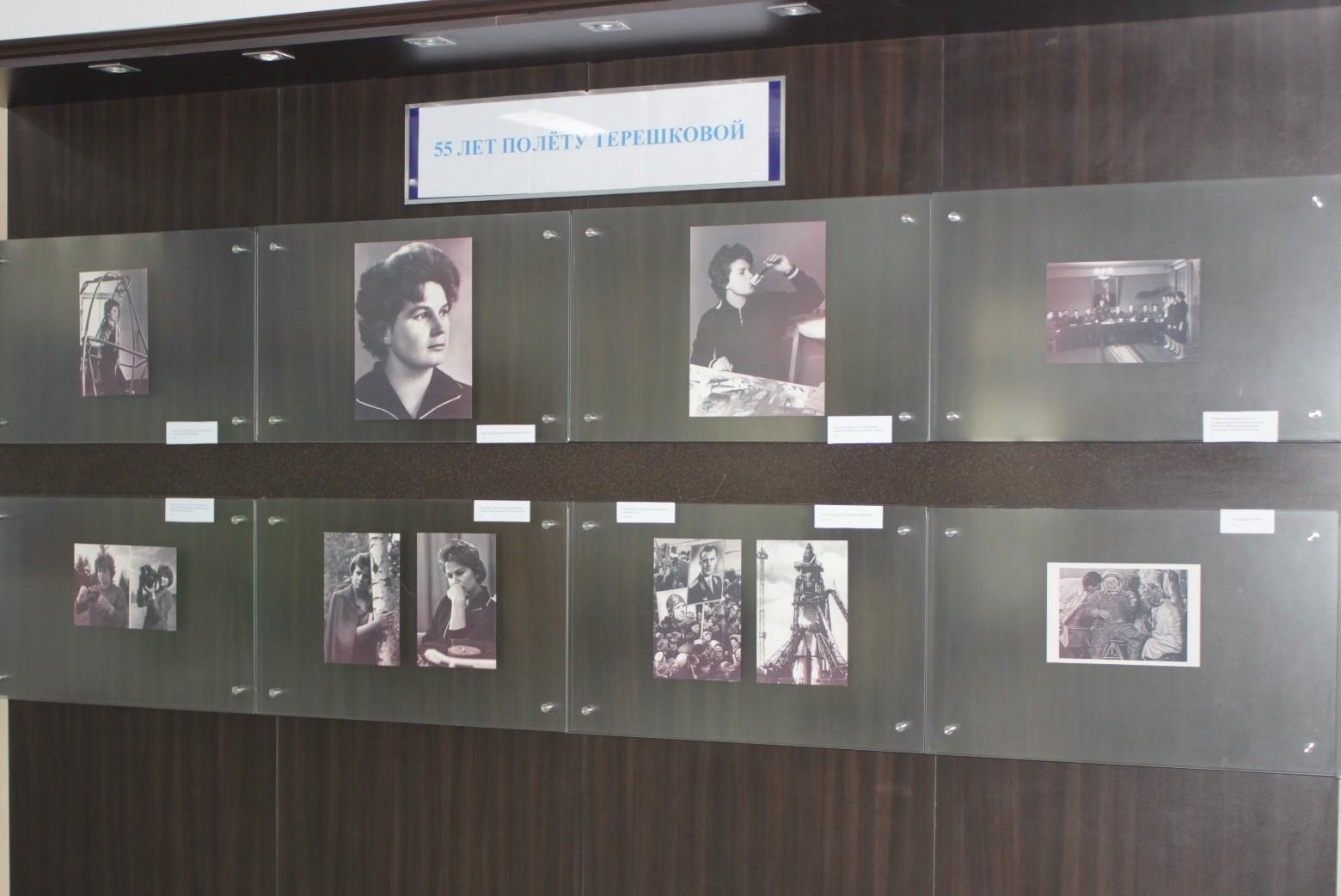 Photo exhibition dedicated to 55th anniversary of Valentina Tereshkova's flight opens in Baku - PHOTOS