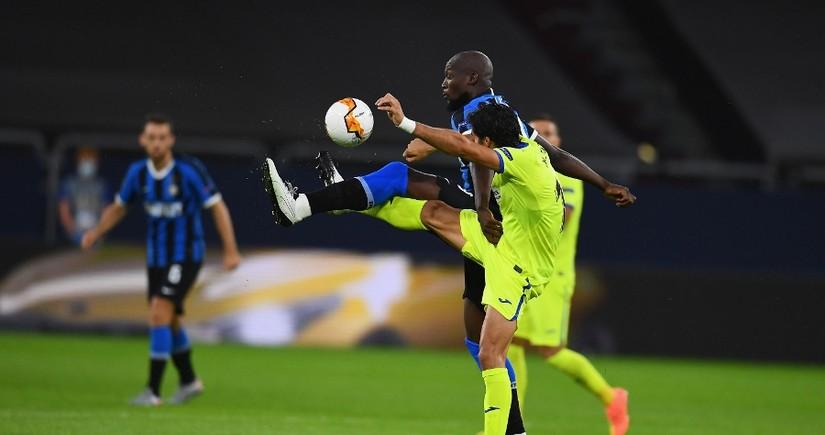 «Манчестер Юнайтед» и «Интер» вышли в 1/4 финала Лиги Европы