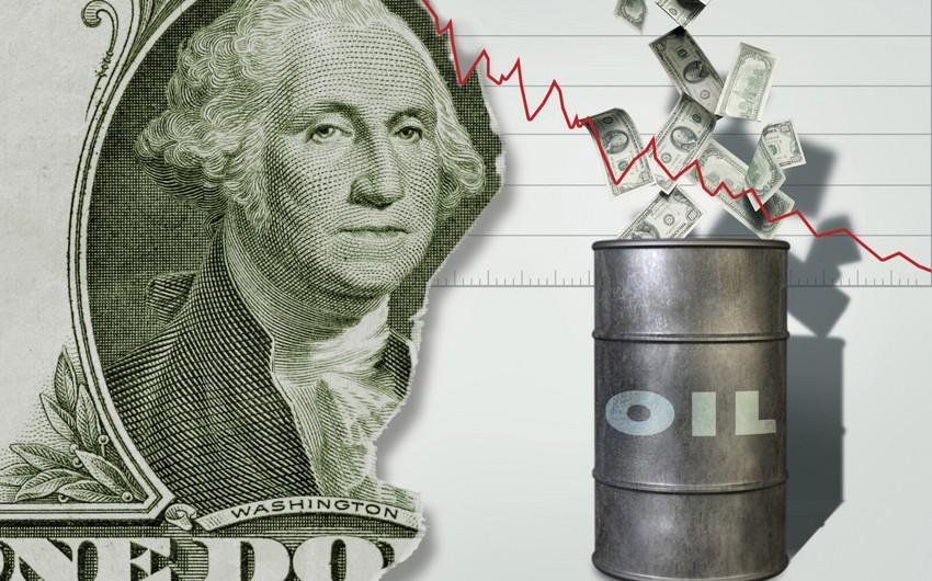 Azərbaycanın neftinin qiyməti 45 dollara yaxınlaşır