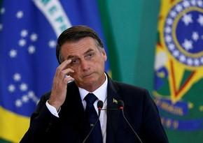Braziliyada senatorlar prezidentə qarşı cinayət ittihamlarını təsdiqləyiblər