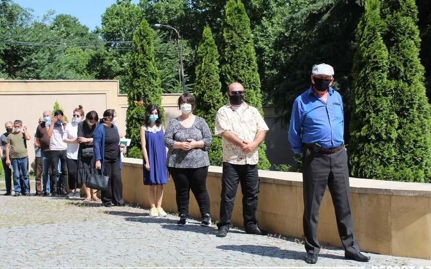 Из Грузии эвакуируют еще 119 граждан Азербайджана
