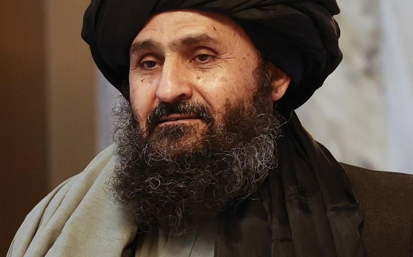 """""""Taliban""""ın siyasi ofisinin rəhbəri Əfqanıstanın XİN başçısı təyin edilib"""