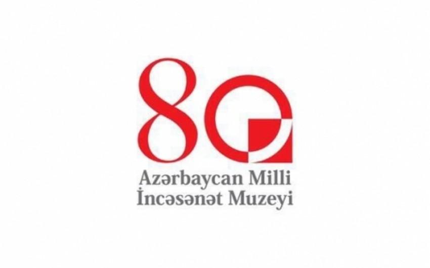 Milli İncəsənət Muzeyinin yubiley loqosu təsdiq edilib