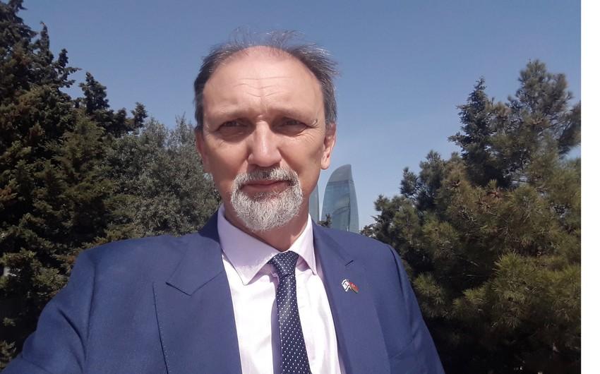"""İsrailli politoloq: """"Böyük və yenilməz Ermənistan haqqındakı mif dağıdıldı"""""""