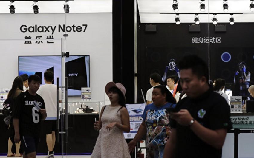 Samsung partlayan Galaxy Note 7 üçün yeni kompensasiya forması təklif edir