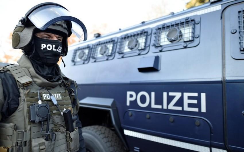 Almaniyada irimiqyaslı terror aktının qarşısı alınıb