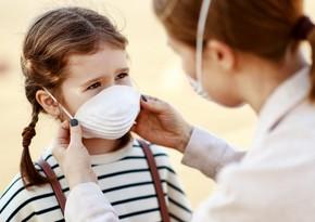 Təhsil Nazirliyi: 12 yaşdan aşağı uşaqların maska taxmasına ehtiyac yoxdur
