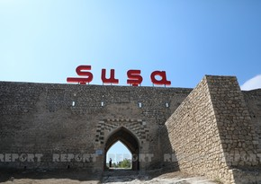 Представители азербайджанской диаспоры отправились в Шушу