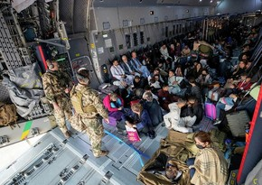 US to organize new evacuation flight from Afghanistan