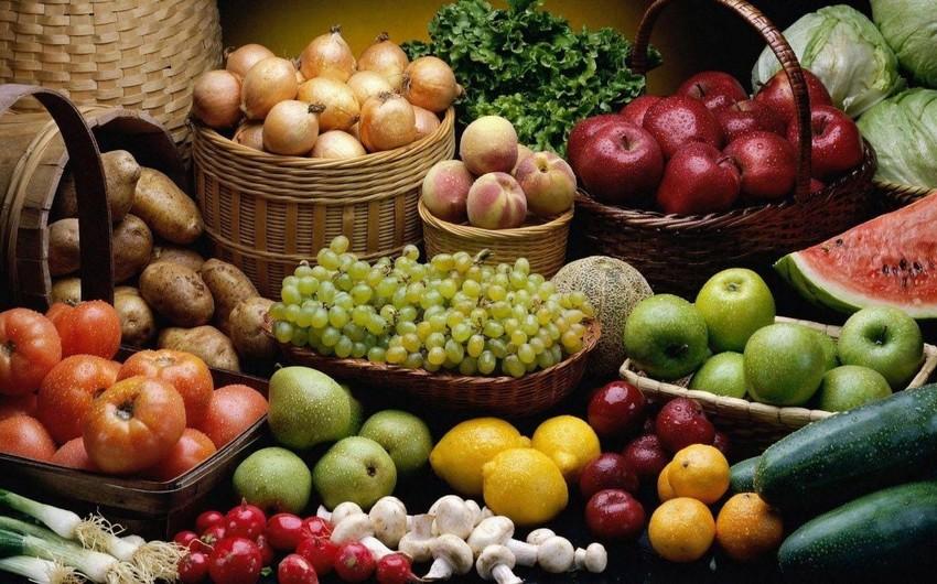 Импорт фруктов и овощей в Азербайджан резко вырос