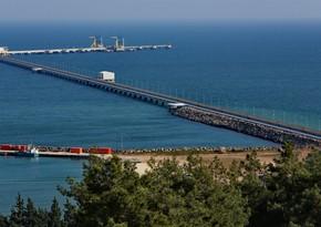 С терминала Джейхан отгружено 18,5 млн баррелей азербайджанской нефти