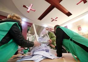 Объявлены предварительные официальные результаты выборов в Грузии