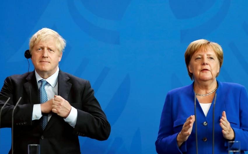 Merkel və Conson Saudi Aramcoya edilən hücumlara qarşı birgə cavab hazırlayacaq