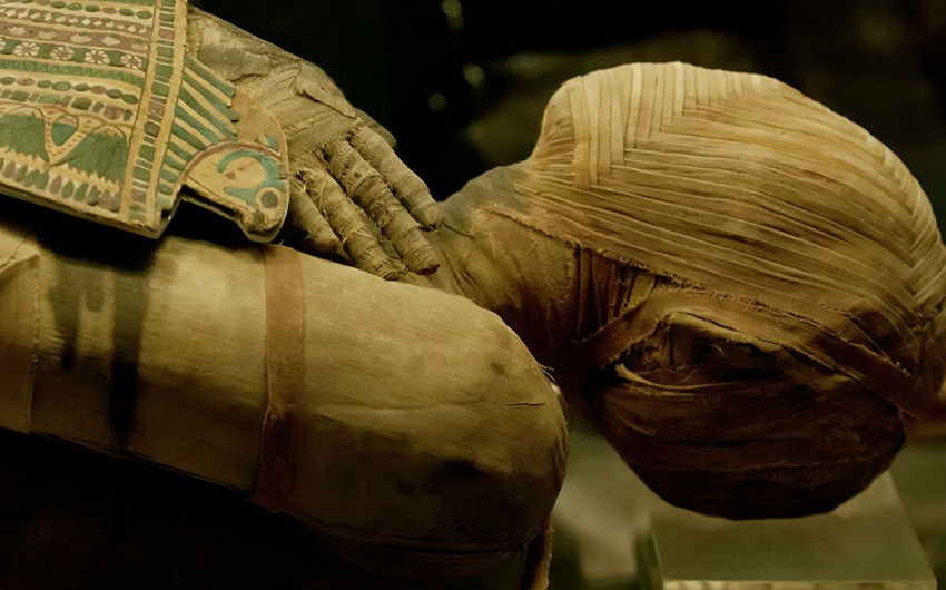Unusual artifact found inside 2000-year-old mummy
