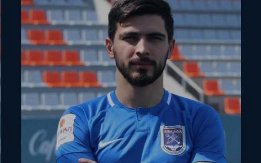 Rusiya klubu Azərbaycan millisinin futbolçusunu transfer edib