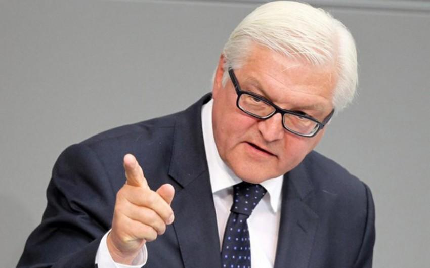 Штайнмайер предложил ввести бесполетную зону в Сирии на три дня