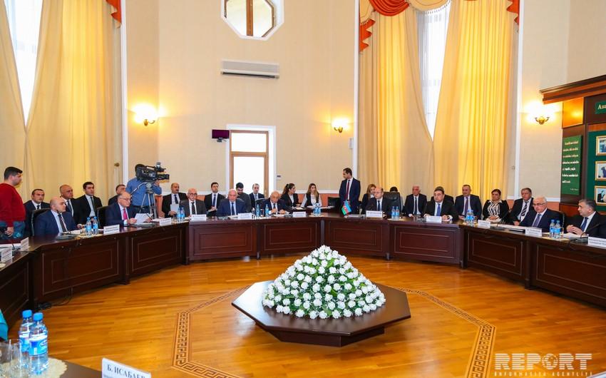Bakıda Azərbaycan-Qazaxıstan Hökumətlərarası Komissiyasının iclası keçirilib
