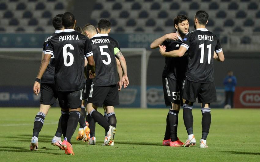 Премьер-лига Азербайджана: Карабах вновь вышел в лидеры