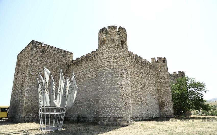 Журналисты посетили крепость Шахбулаг