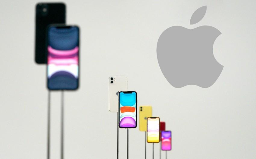Yeni iPhoneların satış qiymətləri açıqlandı