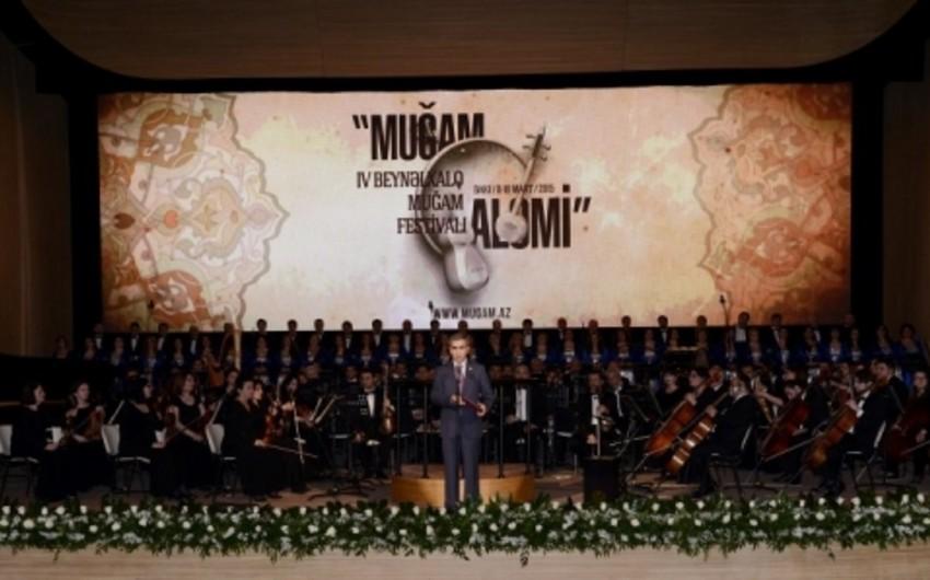 """""""Muğam aləmi"""" IV Beynəlxalq Muğam Festivalının açılışı olub"""