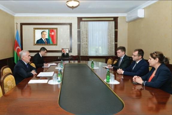 Норвежский посол увеличит усилия по развитию двухсторонних отношений с Нахчываном