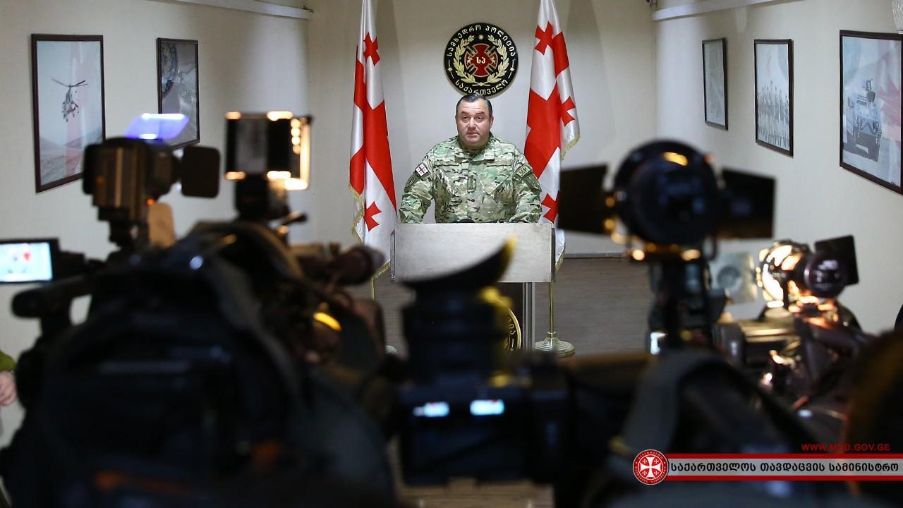 В Грузии привлечены к ответственности виновные в избиении военнослужащего азербайджанского происхождения