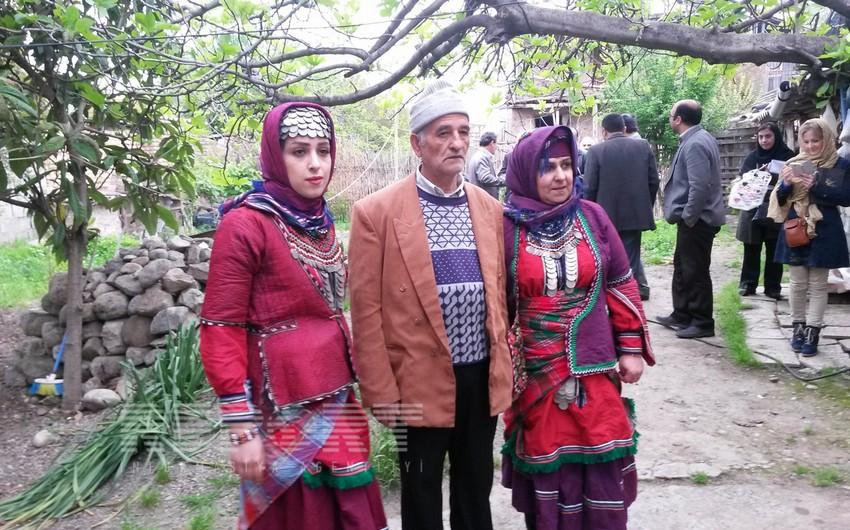 İran Gülüstanında Qarabağın hissəciyi - FOTOREPORTAJ