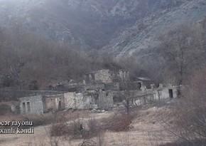 Kəlbəcər rayonunun Nadirxanlı kəndi