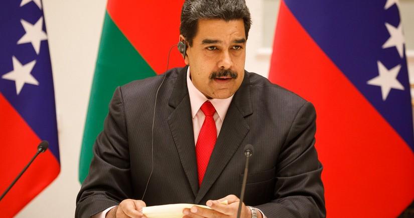 Maduro MKİ-ni Venesuelada terror aktları hazırlamaq ittiham edib