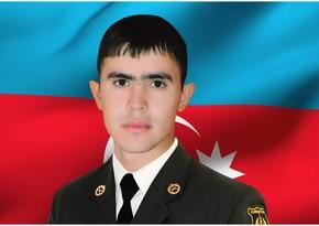 Погибший в боях за Шушу солдат Внутренних войск МВД