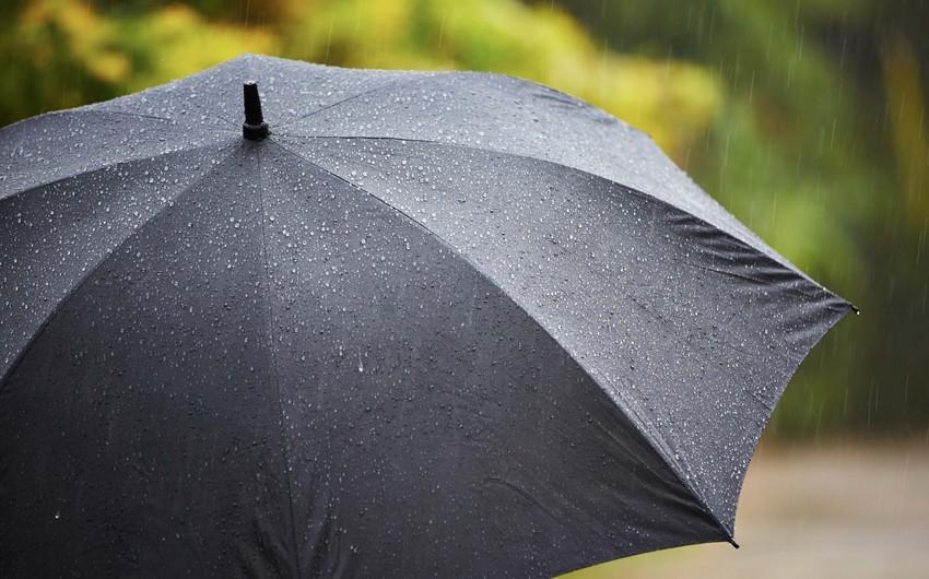 Hava şəraiti qeyri-sabit keçəcək, yağış yağacaq