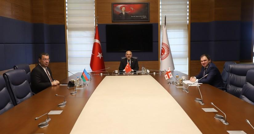 Азербайджан, Турция и Грузия усилят межпарламентские связи