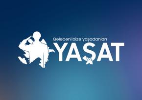 """Dənizçilər """"YAŞAT"""" Fonduna ianə edib"""