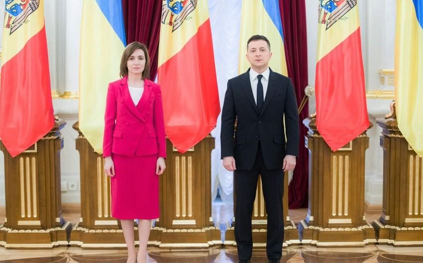 Ukrayna və Moldova prezidentləri Gürcüstana səfər edəcək