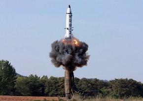 КНДР испытала новые тактические ракеты