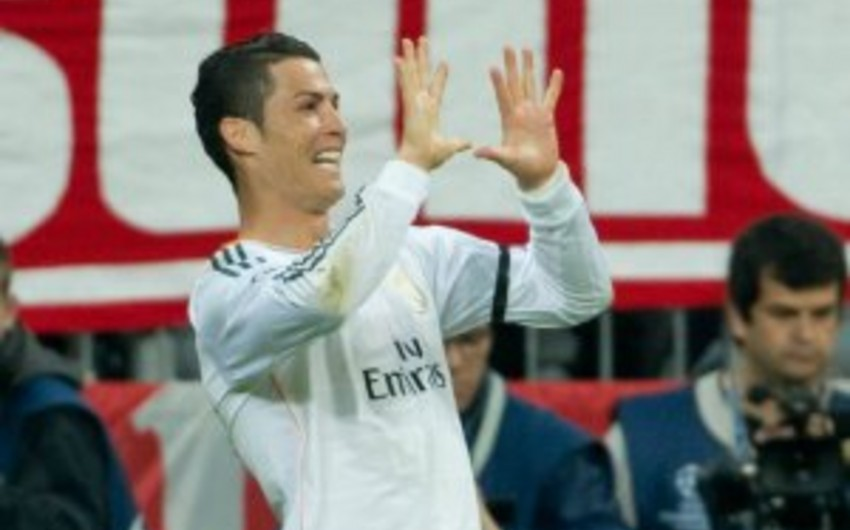 Реал повторил рекорд Баварии в Лиге чемпионов