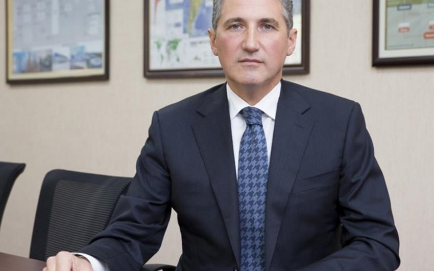 Muxtar Babayev Caspian European Clubun nümayəndə heyətini qəbul edib