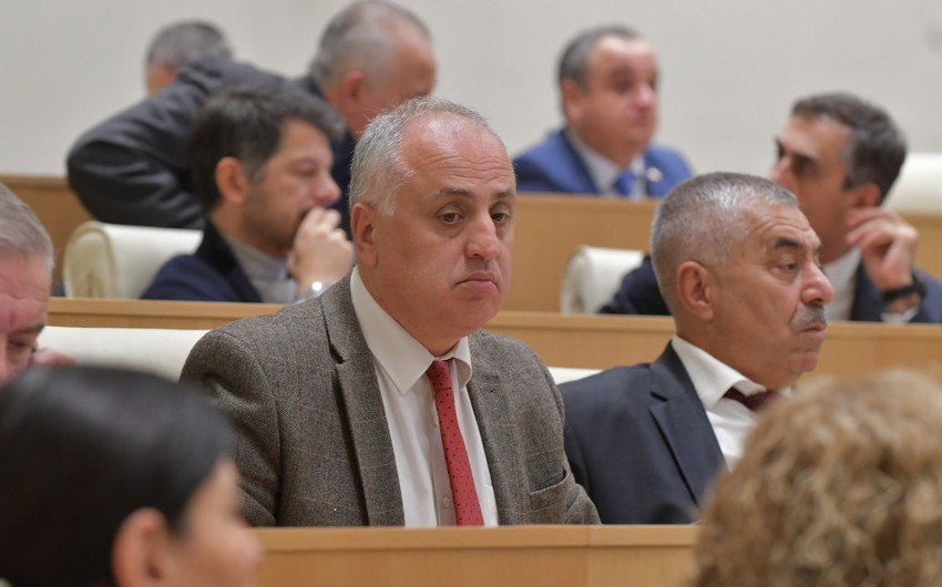 Gürcüstanın azərbaycanlı deputatları proporsional seçki sistemi ilə bağlı fərqli mövqe nümayiş etdiriblər