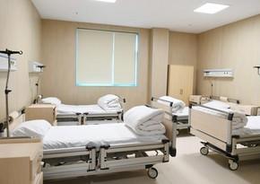 Yevlaxda xəstəxananı tərk edən COVID-19 xəstəsi müəyyən edildi