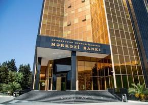 Azərbaycan Mərkəzi Bankının valyuta ehtiyatları noyabrda da azalıb