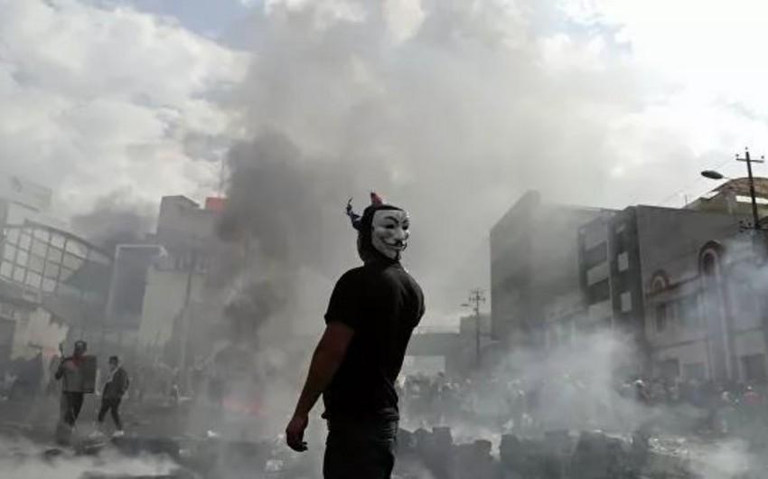 Ekvadorda etiraz aksiyalarında 10 nəfər öldürülüb, 1340 nəfər xəsarət alıb